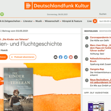 Review  of German Edition on Deutschlandfunk Kultur